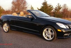 Luxury 2012 Mercedes-benz E550