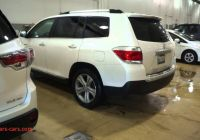 2013 Highlander Vs 2014 Highlander Beautiful New 2014 Vs 2013 toyota Highlander Xle Awd Limited