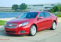 2013 Malibu Awesome First Look 2013 Chevrolet Malibu Photo Gallery Motor Trend