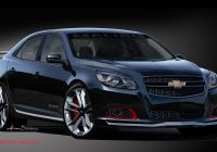 2013 Malibu Best Of Sema Sedans 2013 Chevrolet Malibu Turbo and 2014