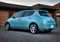 2013 Nissan Leaf Review Awesome 2013 Nissan Leaf Price Photos Reviews Features