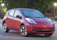 2013 Nissan Leaf Review Best Of 2013 Nissan Leaf Review Web2carz