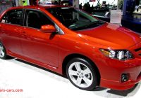 2013 toyota Corolla S Luxury 2013 toyota Corolla Special Edition S Exterior and