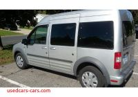 2013 Transit Connect for Sale Best Of 2013 ford Transit Connect Campervan Sale by Owner In