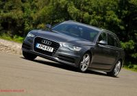 2014 Audi A6 Review Best Of 2014 Audi A6 Avant Ultra Review What Car