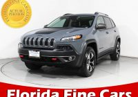 2014 Cars for Sale Near Me Unique Used 2014 Jeep Cherokee Trailhawk 4×4 Suv for Sale In Miami Fl