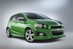 Beautiful 2014 Chevrolet sonic