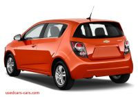2014 Chevy sonic Review Elegant 2014 Chevrolet sonic 5dr Hb Auto Lt Angular Rear Exterior View