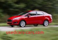 2014 ford Fiesta Mpg Awesome 2014 ford Fiesta Sfe Hits 41 Mpg Highway Autobytel Com