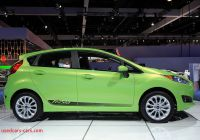 2014 ford Fiesta Mpg Best Of 2014 ford Fiesta Gets Fuel Economy Bump to 41 Mpg Update