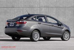 New 2014 ford Fiesta Mpg