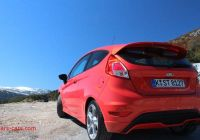 2014 ford Fiesta Mpg New 2014 ford Fiesta St 35 Mpg Highway