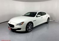 2014 Maserati Quattroporte Lovely Browse 268 Used Maserati Quattroporte Listings Maserati