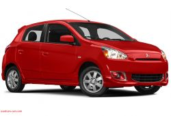 Fresh 2014 Mitsubishi Mirage De