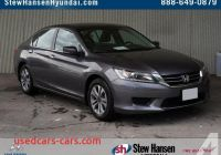 2015 Accord Sedan Cvt Lx Best Of 2015 Honda Accord Lx Lx 4dr Sedan Cvt for Sale In Des