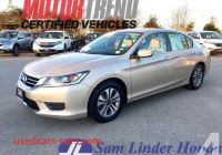 2015 Accord Sedan Cvt Lx New 2015 Honda Accord Lx Lx 4dr Sedan Cvt for Sale In Salinas