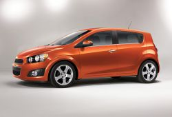 Best Of 2015 Chevrolet sonic Hatchback