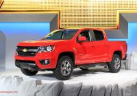 2015 Chevy Colorado Diesel New 2015 Chevy Colorado Mid Size Pickup to Offer Diesel Option