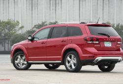 Beautiful 2015 Dodge Journey Crossroad Awd 0-60