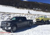 2015 F150 towing Capacity Luxury 2015 ford F 150 2 7l Ecoboost Ike Gauntlet Extreme towing
