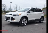 2015 ford Escape Fresh 2015 ford Escape Titanium Walkaround Review Youtube