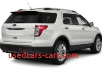 2015 ford Explorer Lease Best Of 2015 ford Explorer Deals Prices Incentives Leases
