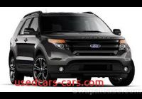 2015 ford Explorer Lease New ford Explorer Lease Deals Swapalease Com
