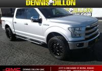 2015 ford F-150 towing Capacity Luxury Pre Owned 2015 ford F 150 L 4wd