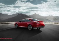 2015 ford Taurus Sho Best Of 2015 ford Taurus Reviews and Rating Motor Trend