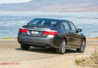 2015 Honda Accord Best Of 2015 Honda Accord Reviews Research Accord Prices Specs