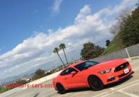 2015 Mustang Gt Long Term Test Fresh Gt Performance Pack Recaros 2015 ford Mustang Gt Long