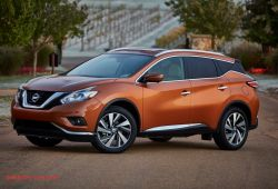 Beautiful 2015 Nissan Murano