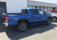 2015 Tacoma Awesome 2017 toyota Ta A In Blue Trd Double Cab 4×4