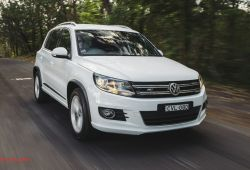 New 2015 Tiguan Review