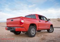 2015 Tundra Review Unique 2015 toyota Tundra Trd Pro Review News Cars Com
