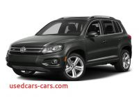 2015 Volkswagen Tiguan Msrp Unique 2016 Volkswagen Tiguan Reviews and Ratings From Consumer
