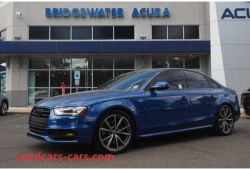 Unique 2016 Audi S4 3.0t Premium Plus