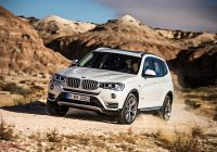 2016 Bmw X3 Sdrive28i New 2015 Bmw X3 Review Ratings Specs Prices and S the