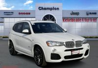 2016 Bmw X3 Sdrive28i New Pre Owned 2016 Bmw X3 Sdrive28i Rwd Sport Utility