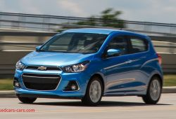 Awesome 2016 Chevy Sprak Review