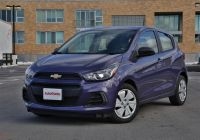 2016 Chevy Sprak Review Elegant 2016 Chevrolet Spark Review