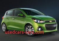 2016 Chevy Sprak Review Lovely Used 2016 Chevrolet Spark 1lt Hatchback Review Ratings