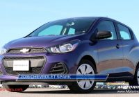 2016 Chevy Sprak Review New Review 2016 Chevrolet Spark Youtube
