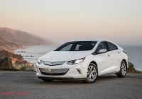2016 Chevy Volt Awesome 2016 Chevrolet Volt First Test Review Motor Trend