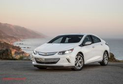 Fresh 2016 Chevy Volt