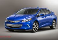 2016 Chevy Volt Fresh All 2016 Chevy Volt Details Revealed Except One