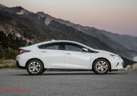 2016 Chevy Volt New 2016 Chevrolet Volt Will Offer 53 Miles Of Electric Range