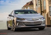 2016 Chevy Volt Release Date and Price Inspirational the 2017 Chevy Volt Offers Excellent Fuel Efficiency and