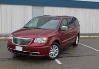 2016 Chrysler town & Country Lovely 2016 Chrysler town and Country Review Autoguide Com News