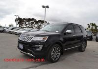 2016 ford Explorer Platinum for Sale Best Of 2016 ford Explorer 4wd 4dr Platinum Los Angeles Ca for